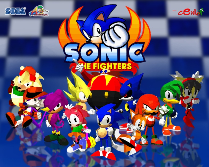 sonic-the-fighters