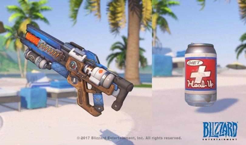 76 Weapon Skin