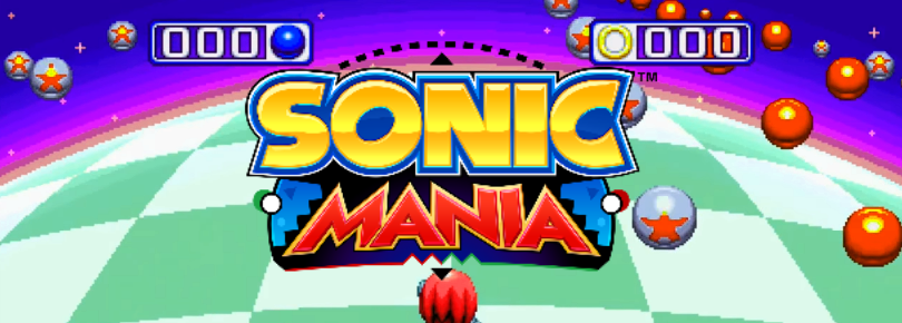 Sonic Mania Official Live Stream (8/11/17) Promises Special Announcements