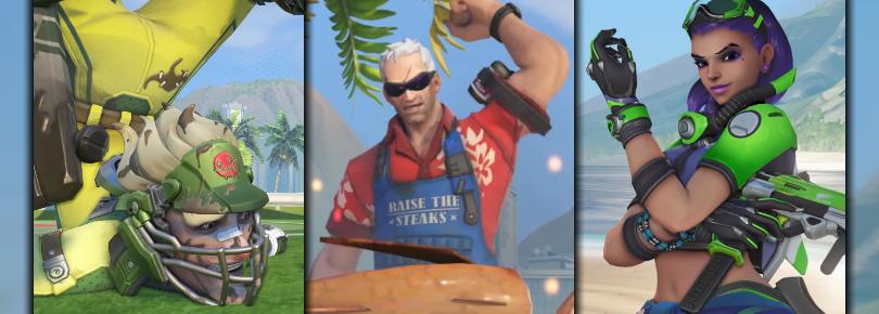SummerGames2017 Skins