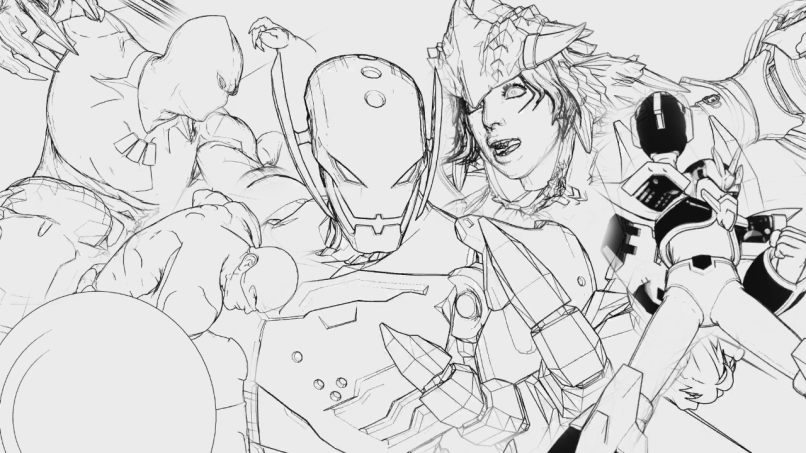 MVCI - SHADER DRAWING