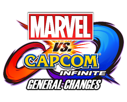 Updates Afoot? Marvel vs Capcom: Infinite Update via Capcom Unity 1.17.2018