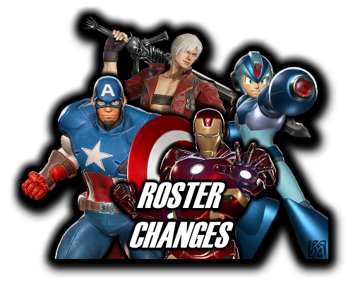 MVCI - PATCH ROSTER