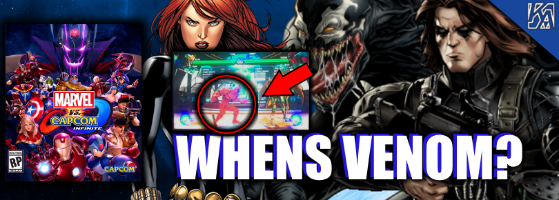 WHENS VENOM? Leaks Are Happening And Confirm Marvel's Toxin, Son of Carnage, as an Alternate Venom Costume, Red Anti-Venom?
