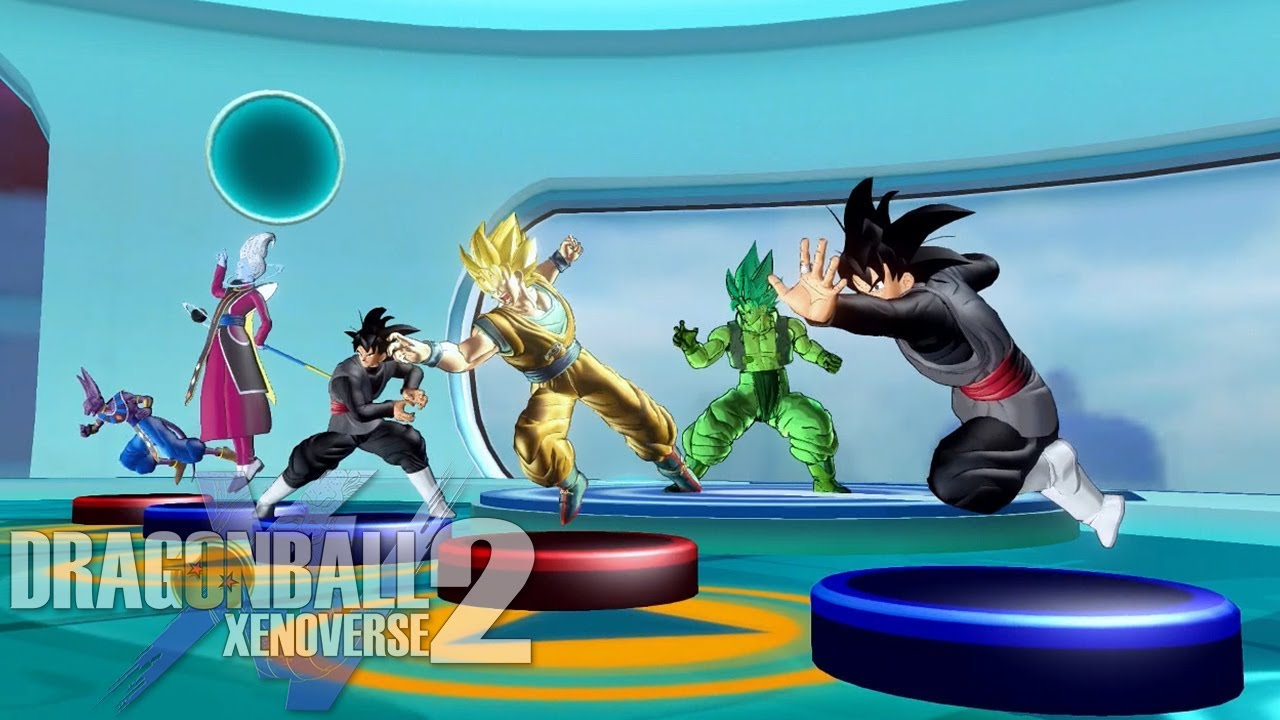 Dragon Ball Xenoverse 2 Hero Coliseum Now Available