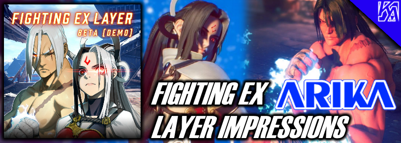 ARIKA's Fighting Ex Layer has a free multiplayer Beta (Demo) on PSN for two weeks! 12/11 – 12/25